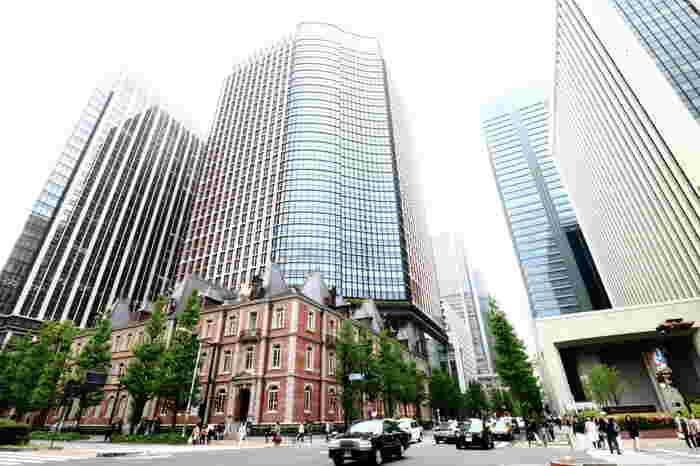 都会的な雰囲気を満喫♪東京・丸の内~お出かけスポット&ショップ案内~