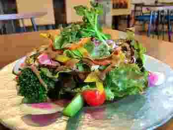 【軽井沢】フレッシュな地元食材を堪能。旬の「高原野菜」がおいしいレストラン♪