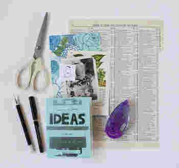 編集に興味があったり、子どもの頃学級新聞を作るのが好きだったあなたなら、ZINEを作ってみては?ZINEとは気軽に自分の好きなテーマで手作りする自主制作本のこと。イベント等に参加して販売すれば、いろんなアーティストと交流する楽しみもあります。