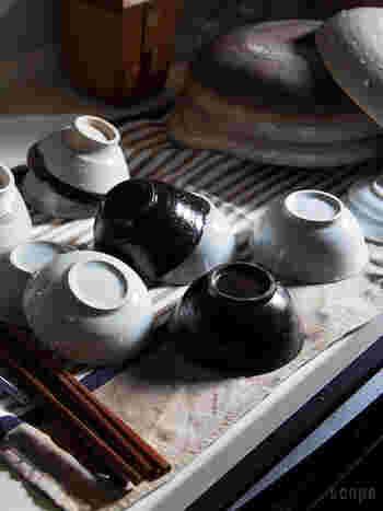 陶器、磁器などによって、お手入れの仕方も変わります。お気に入りを大切に使っていくために、お手入れの方法を覚えましょう。