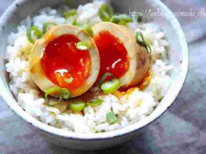 ストックしておけば大活躍! 煮卵の上手な作り方とアレンジレシピ