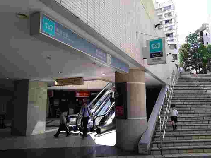 東池袋駅とサンシャインシティの中間にある市街地再開発地区「ライズシティ池袋」。
