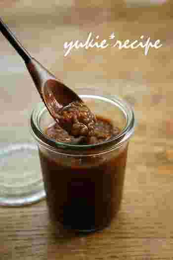 大豆の旨味が強い醤油麹は、塩麹よりも旨味成分が10倍ほどあると言われています。醤油味の好きな人にもおすすめ。こちらも作り方は簡単です♪