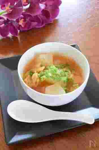 冬瓜(とうがん)簡単レシピ【25選】下処理/人気の美味しい食べ方もチェック*