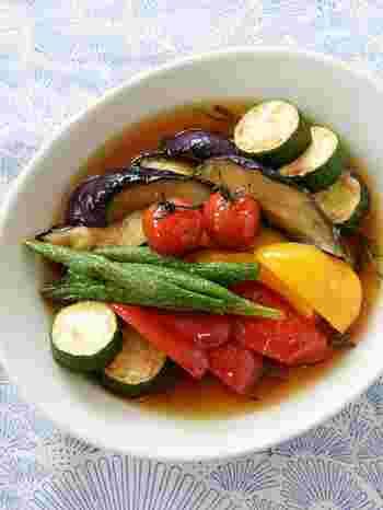夏の勢い、そのまま食卓へ!『夏野菜』を使ったアレンジレシピ20選