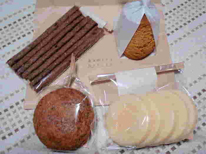 パンはもちろんですが焼き菓子も美味しいのでオススメ。