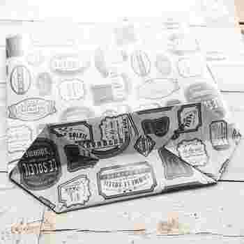 この「マチ付き袋」の作り方のコツを知っているか否かで、ぜんぜん応用度が変わります!動画の後半を、ぜひチェックしてみてくださいね。