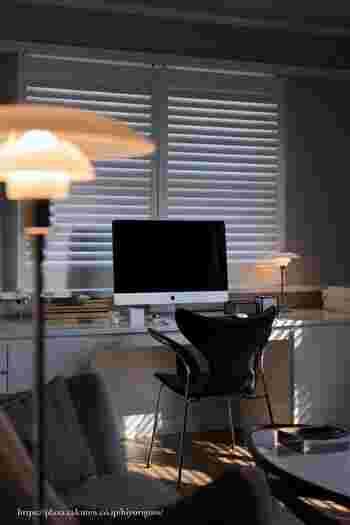 そんな理想を叶えてくれるのが、ライトを包む「シェード」。イメージやお部屋に合わせて、「シェード」を上手に選んでみませんか?