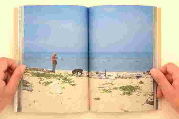 """沖縄県・石垣島に住居と農園を作り、創作活動と畑仕事に打ち込んでいたレールさんは、愛犬との海辺の散歩をライフワークにしていました。その途中に散らばるペットボトルや発泡スチロールなど、際限なく浜辺に打ち上げられる大量のプラスチックごみ…。この光景に危機感を覚えたレールさんが""""最期の仕事""""として取り組んだのが、浜辺のゴミを使った「ランプシェード」作りでした。"""