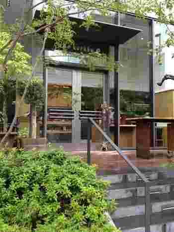グランフロント北館1Fにある京都の名店、創作イタリアン「イルギオットーネ」。料理だけでなく演出にもこだわられており、一度行ったら虜になってしまいそうなお店です。