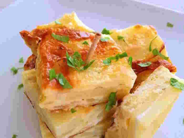 野菜をたっぷり入れて♪イタリアの卵焼き「フリッタータ」レシピ