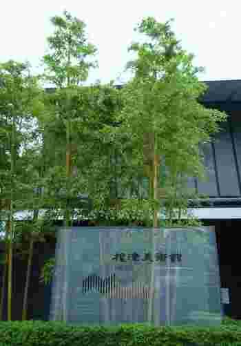 南青山にある「根津美術館」は実業家である初代根津嘉一郎の収蔵品を展示するために作られた美術館。都会の中にあるとは思えない、静かで上品な和の庭園が素晴らしい場所です。