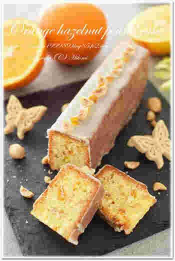レモンがちょっぴり苦手な方は、甘いオレンジに変更して作られても美味しいですよ。小さなお子さまや、酸っぱい物が苦手な方にもOKなレシピです!