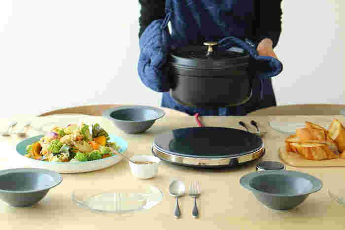 おうちでプロ並みのお料理を*プラスαで持ちたい「調理家電・器具」&活用レシピ