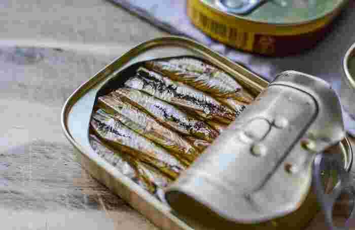 栄養満点!「いわしの缶詰」嬉しい効果と種類別の活用レシピ25選