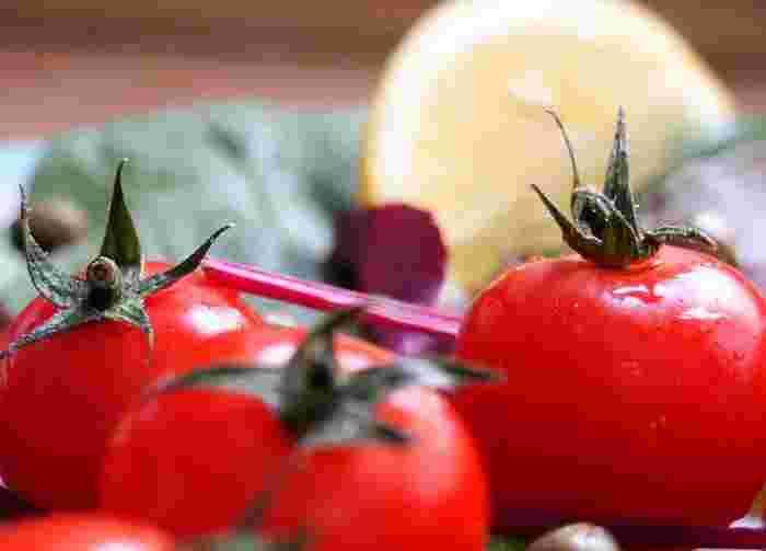 「旬」の食材をおいしくいただこう!【夏野菜編】美容にもうれしい♪トマトのレシピ23品