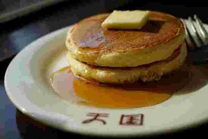素朴で懐かしい味わい。昔ながらの「ホットケーキ」に出会える喫茶店@東京