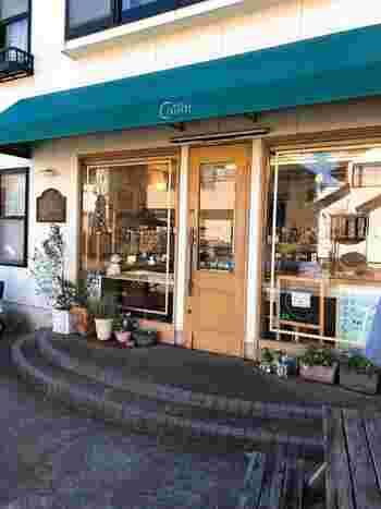 """龍ケ崎市の住宅街あるにたたずむ「pan atelier crescent(パン アトリエ クレッセント)」は、県内で栽培されている""""ゆめかおり""""という小麦をメインにしたパン作りにこだわっています。"""