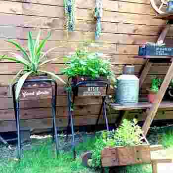 雑草対策もおしゃれにしたい!「お庭」を簡単DIYで居心地のいい場所にしよう♪