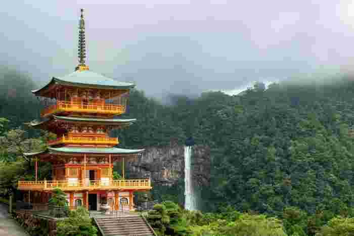 きっと心が洗われる。世界遺産『那智の滝』と熊野古道・温泉観光案内♪