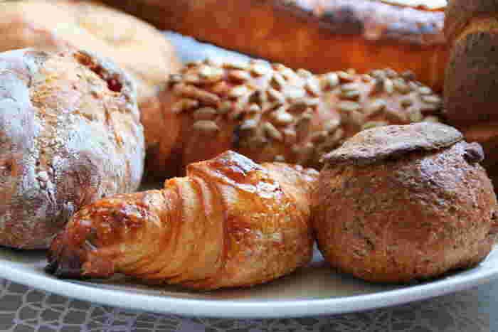ポンレヴェックには美味しいパンがいっぱい! その中でもオススメのパンをご紹介します。