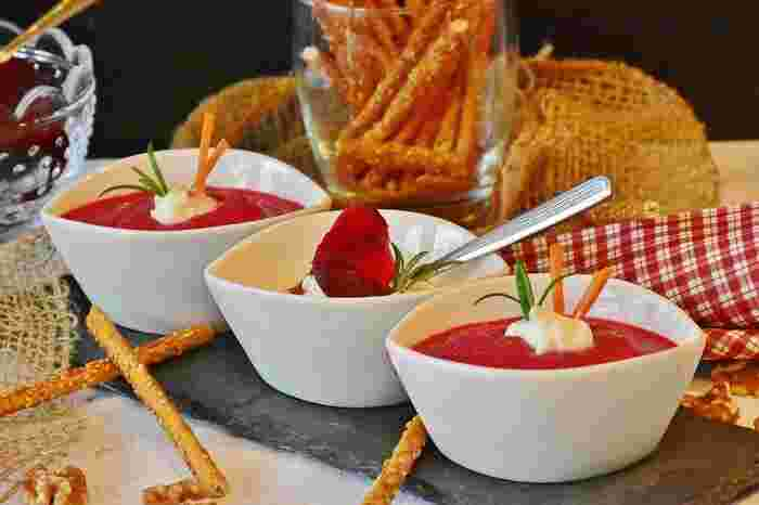 ひな祭りや春のおもてなしに♪心ときめく「ピンク色」の料理&スイーツレシピ