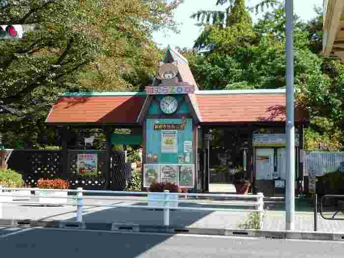 JR青梅線の羽村から徒歩で20分ほどのところにある「羽村市動物公園」は、緑豊かな森の中にあります。ここは、日本初の町営動物園として開園した歴史をもちます。都心から少し離れてゆっくりしたい方におすすめです。