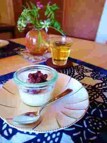 精製した白砂糖や小麦粉も使わず、あくまで自然の恵みにこだわったマクロビスイーツも優しいお味。 食べれば食べるほど、体の中から綺麗になれそう。