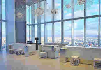 ホテル全体的に開放感にあふれ、気持ちのいい空間です。さらに、24時間セルフサービスでパソコンが利用できる「ビジネスセンター」があります。観光場所のチェックやマップのプリントアウトに活用できますよ。