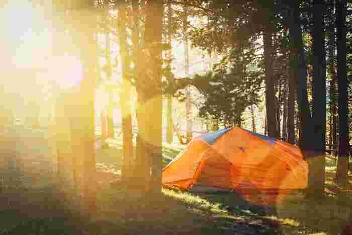 """憧れの「ソロキャンプ」にチャレンジ。これだけは揃えたい""""キャンプ道具""""リスト"""