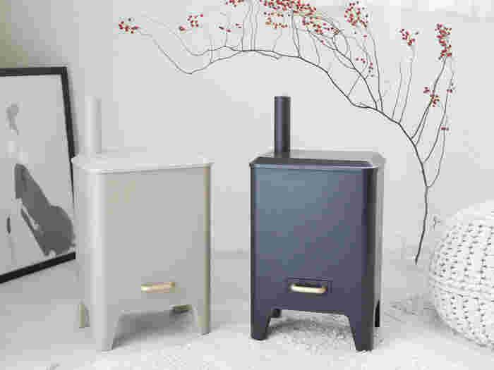 ホットプレートで人気が爆発した「BRUNO(ブルーノ)」から、ハイブリット式加湿器が登場。暖かみのある薪ストーブをモチーフにしたデザインは、寒い季節のお部屋にお洒落感と温もりをプラスしてくれます。