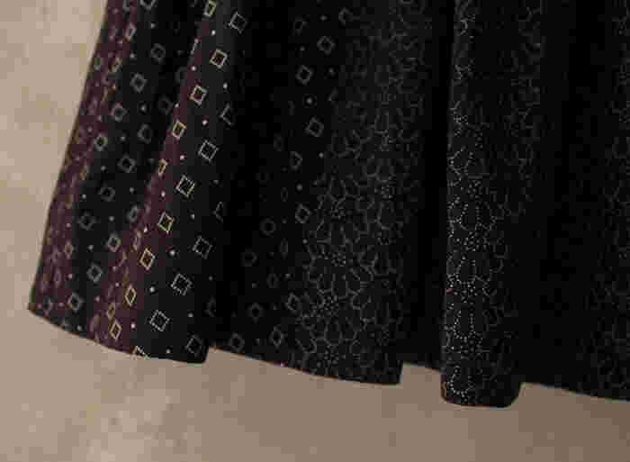 ■スカート ファニ・ペイザンヌ