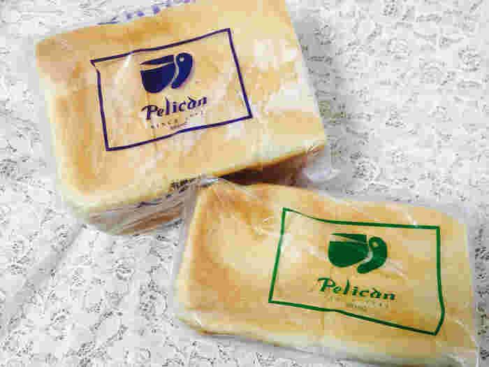 1949年の創業以来、親子3代にわたって営まれているパン屋「ペリカン」。 店名の由来は、下唇が出ていてペリカンに似ていたという、2代目社長の中学時代のあだ名なんだそうです。