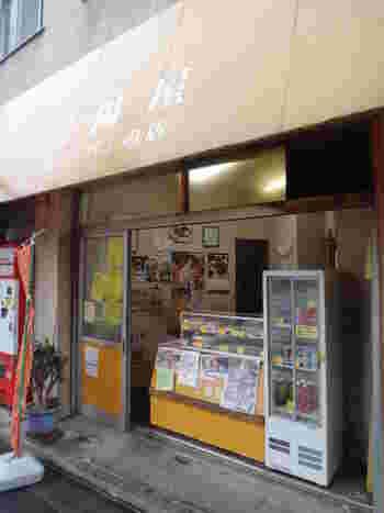 """昭和26年に商売をはじめ、コッペパンの専門店として、現在は朝6時から営業をしている三陽屋。""""懐かしいけど新しい""""そんな美味しさを届けています。"""