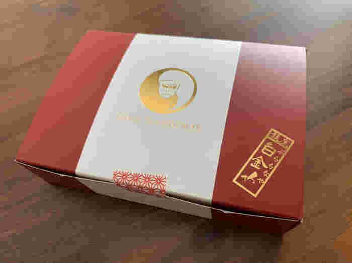 歌舞伎座のお隣ならではのパッケージもステキ。お仕事中の差し入れや、ご挨拶とときにいかがですか?