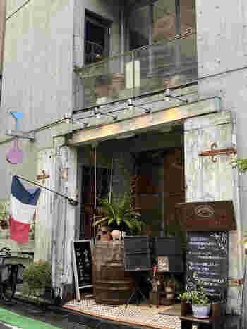 恵比寿駅から徒歩2分のところにある「ビストロ・ダルブル 恵比寿店」。リーズナブルかつ質の高いお料理と、ホスピタリティ溢れる接客で、リピーターさんも多いお店です。