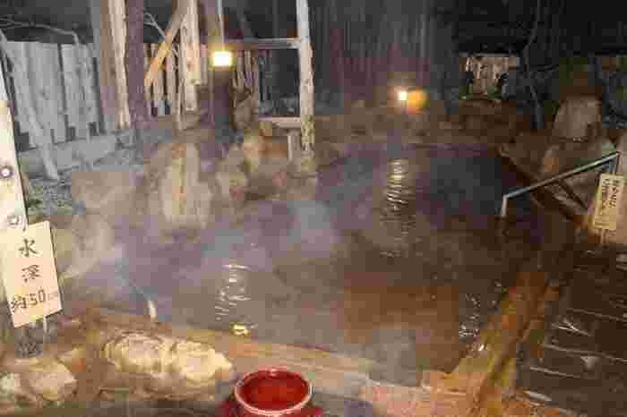 一番のポイントはなんといっても温泉です。有馬温泉には他の温泉と比べてもかなり多くの効能があるといわれており、褐色ににごるお湯を思う存分堪能できます。貸切風呂も用意されています。露天風呂では自然の豊かさを感じながらゆっくりとお湯に浸かれますよ。