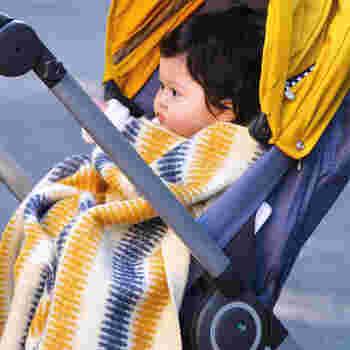 赤ちゃんのベビーカーやお昼寝タイムにも使えるマストアイテムだからこそ、素材にこだわったものを贈りたいものです。