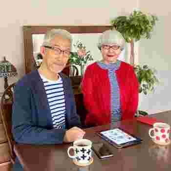 「bonponさんお二人にとってのインスタグラム」を写真で表現していただいたのがこちらの一枚。