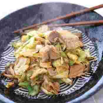 中華の回鍋肉も本当は豚ブロックで作るのですが、お肉が固くなってしまうのがたまにきず。薄切り豚バラ肉ならさっと炒めるだけでOK!本格中華をお家の食卓で楽しむことができます。