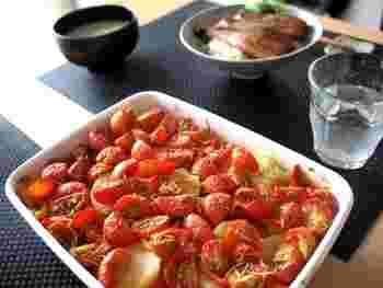 オーブンを日常的に使い始めると、あまりの便利さにどんどん使いたくなってしまいます。放っておくだけで、美味しいお料理が出来上がるオーブンをもっともっと使いこなしてくださいね♪