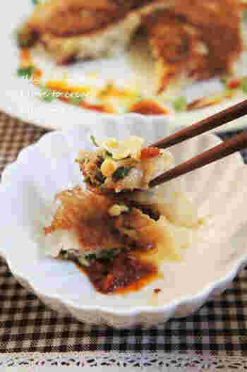 韓国味噌風味のつけダレは、複雑に味が絡みあったクオリティの高い味わいです。覚えておくと、重宝する韓国風タレのレシピです。