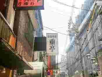 昭和21年創業の老舗洋食店「重亭」。ミナミを代表する洋食の味が代々受け継がれ、今もなお愛され続けています。