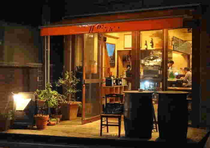 「イル ビッライオ」はカジュアルなイタリアンレストラン。 用意されているワインも多く、またシェフはイタリアで修行を積んだ経歴を持つだけあって、料理はどれも美味なのです。