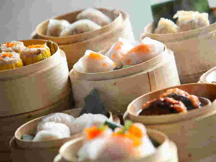 伝統的な調理で本格的な広東料理を味わえます。広東省は飲茶の習慣があることから点心も絶品です♪