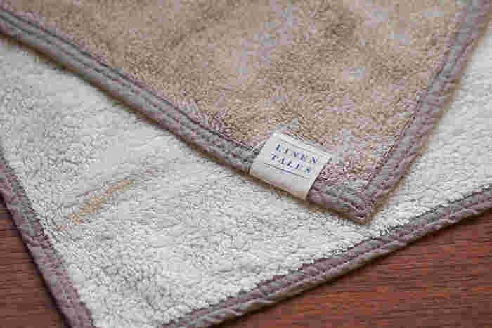 リネンのシャリ感と綿の柔らかさを併せ持ったバスタオル。何度お洗濯しても、変わらずに優しい肌触りをキープ。吸水性にも優れているので、毎日がんがん使える頼れるタオルです。