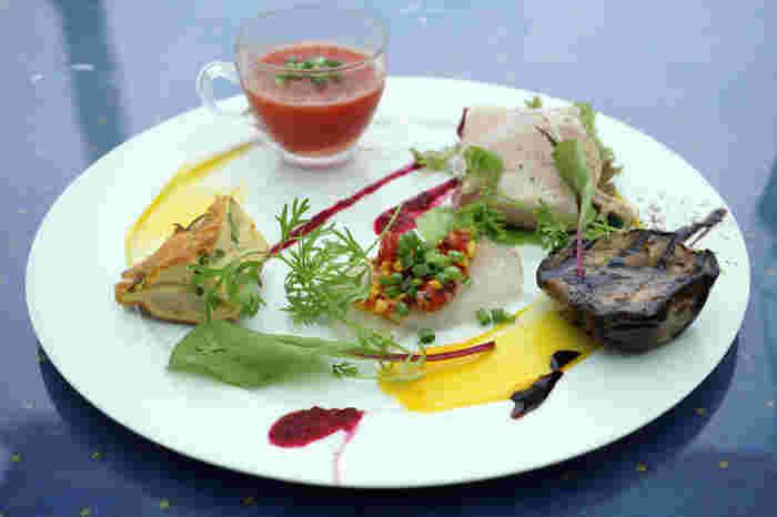 アート鑑賞のあとは美食を満喫♪都内近郊「美術館」にある本格レストラン6選
