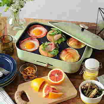 何役もこなす優れもの。料理を楽しくする【デザイン家電】とアレンジレシピ♪