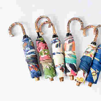 manipuri(マニプリ) 晴雨兼用グラフィックプリント折りたたみ傘