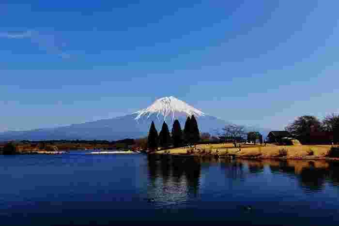自然に触れたくなったら、富士山が綺麗にみえる『田貫湖』へ行こう♪